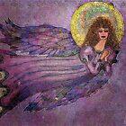 Electric Angel by Sherryll  Johnson