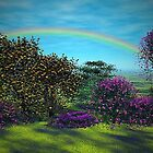 Somewhere Over the Rainbow by Norma Jean Lipert