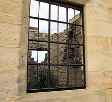 Inside~Outside. Lighthouse Ruins, south coast, NSW by Lunaria