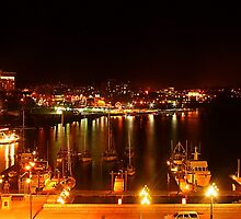 VICTORIA inner Harbour Canada by AnnDixon