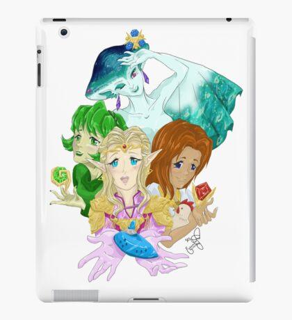 Ocarina Ladies iPad Case/Skin