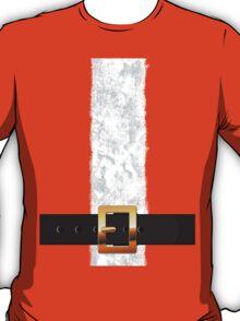 Santa Claus Suit Fashion Statement T-Shirt