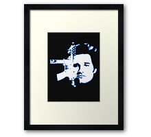 Jack Burton - Big Trouble In Little China  Framed Print