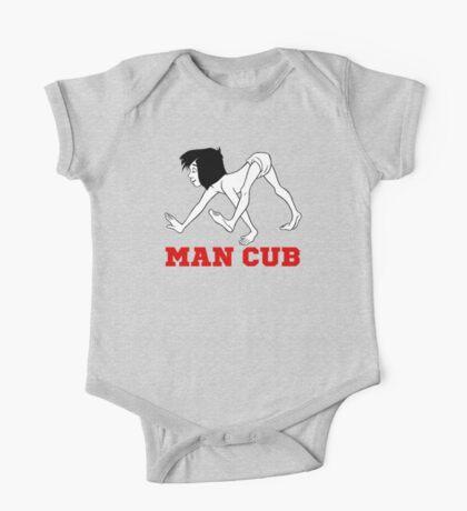 Mowgli - Man Cub One Piece - Short Sleeve
