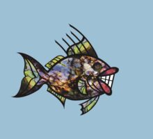 Smiley Fish by Kayleigh Walmsley
