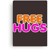 More FREE HUGS Canvas Print