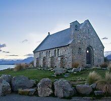 Church of the good shepherd by benshepherd