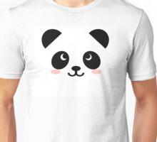 """SH the Panda"" Black White Pink Bear Chibi Kawaii Cute Sweet Adorable Darling  Unisex T-Shirt"