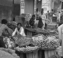 Shopping, Varanasi Style by Kylie Roberts
