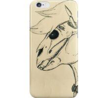 Dapper Dead  iPhone Case/Skin