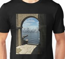 View from the Old Town Unisex T-Shirt