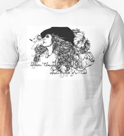 Dreams Unwind Unisex T-Shirt