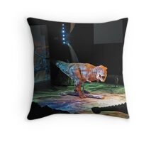 here comes mom Throw Pillow