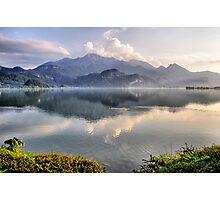 Lake and Mountains II Photographic Print