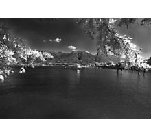 swiss alpine lake Photographic Print