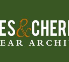 Barnes & Chernobyl - Nuclear Archivists Sticker