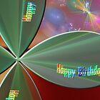 fractal birthday card neutral by sunnymood