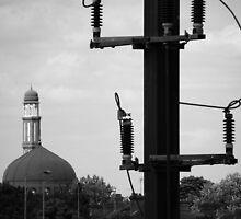 Mosque by gunsaway