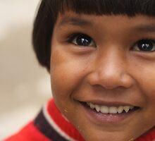Darjeeling Smile by BradBaker