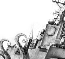 The Kraken! Sticker