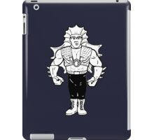 Ricky The Dragon Steamboat iPad Case/Skin