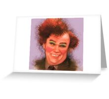 Dr. Steve Brule Greeting Card