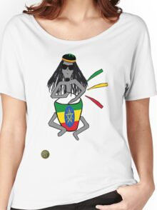 Rasta in Ethiopia Women's Relaxed Fit T-Shirt