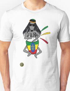 Rasta in Ethiopia T-Shirt