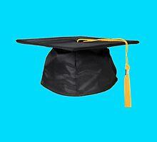 Graduation hat by chantelle bezant