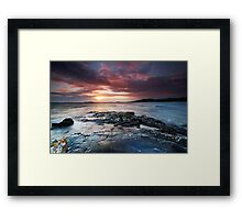 Beyond Expectation Framed Print