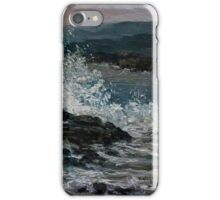 Point No Point Mid-storm iPhone Case/Skin