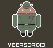 Droid General Veers by Malc Foy