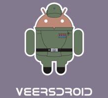Droid General Veers Kids Tee