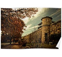 Beechworth Gaol Poster