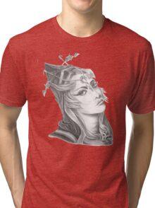 Twilight Princess Midna Human Form Tri-blend T-Shirt