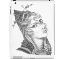 Twilight Princess Midna Human Form iPad Case/Skin