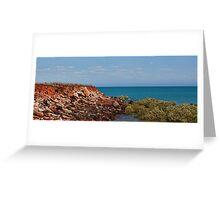 Townbeach - Broome Greeting Card