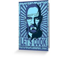 Let's Cook Greeting Card