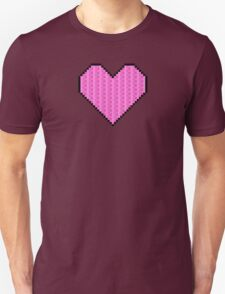 Pixelated Heart T-Shirt