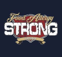 Food Allergy Strong - VIRGINIA by poetologie