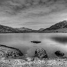 Rowardennon, Loch Lomond by Julie McBrien