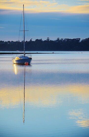 Still waters by Georgie Hart