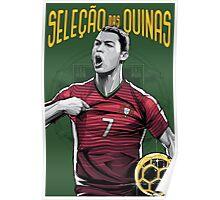 Portugal | Soccer Poster