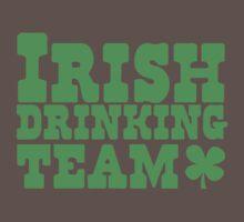Irish drinking team Baby Tee