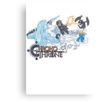 ChronoThrone Canvas Print