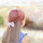 Daydreaming Girl by RobynLee