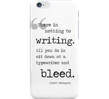 Bleed iPhone Case/Skin