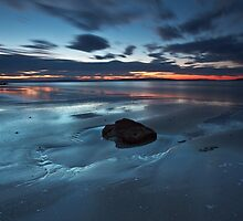 Tyndall Beach Sunrise #3 by Chris Cobern