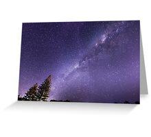 Fingal Stars Greeting Card