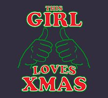 This Girl Loves Xmas Women's Relaxed Fit T-Shirt